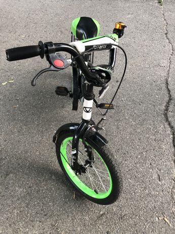 Велосипед на 4-6 лет
