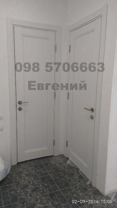 Установка межкомнатных дверей. Одесса - изображение 1