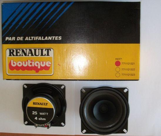 Par de autifalantes Renault 100mm/ 4ohms/ 25W