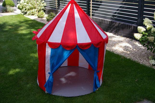 Namiot Domek dla Dzieci 100x120cm CYRK IKEA CIRKUSTAL