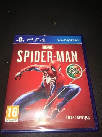 Spider man playstation 4