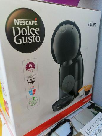 Máquina café dolce gusto +suporte de cápsulas