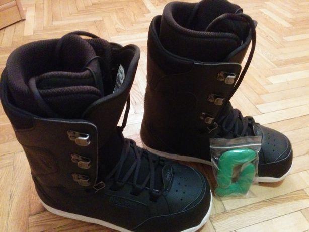 Ботинки(Новые) для сноуборда Celsius Cirrus, размер - 44.5