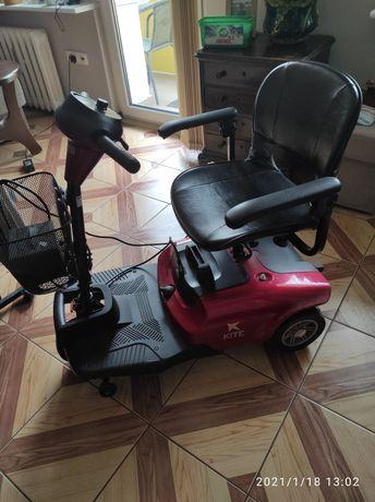 Skuter wózek inwalidzki elektryczny