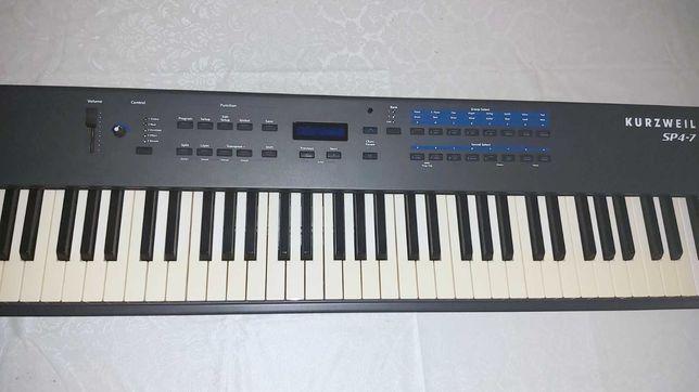 Stage Piano Kurzweil Sp4-7