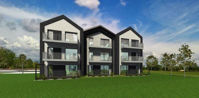 Inwestycja mieszkaniowa w realizacji-ostatnie mieszkanie II.p