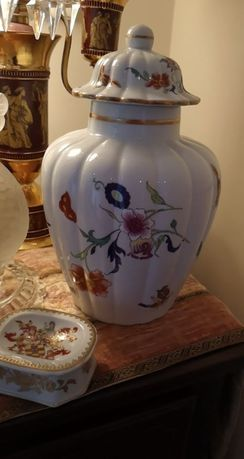 Talha Samatra , Porcelana da Vista Alegre, motivo Samatra