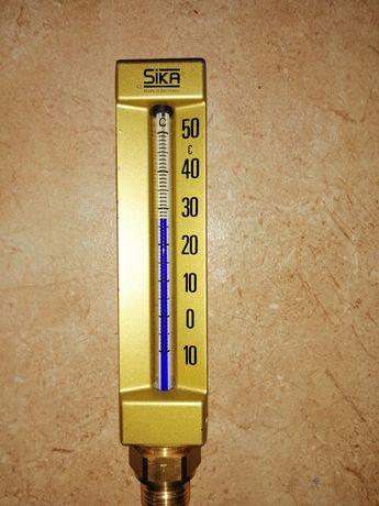 Termometr niemieckiej marki SIKA zastosowanie w przemyśle