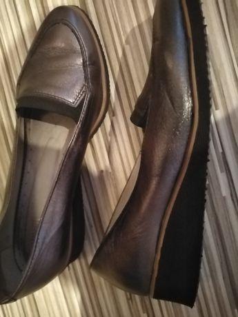 Buty skórzane SIMEN 39