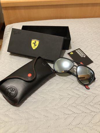 Oculos de Sol Ray Ban originais (Edição Ferrari)