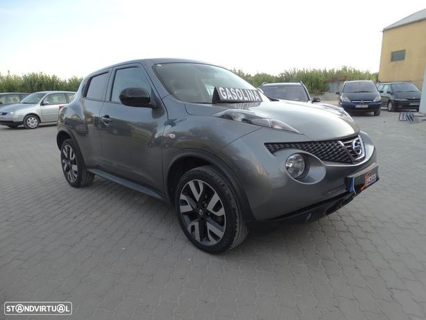 Nissan Juke 1.6 Tekna Premium