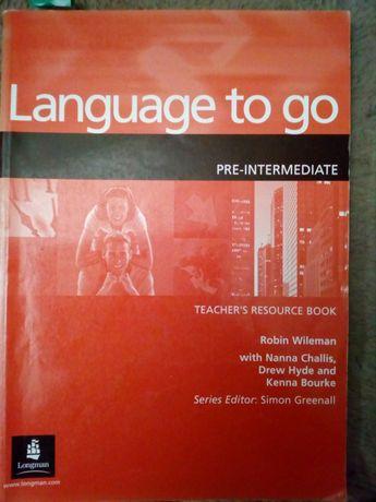 Language to Go Pre-Intermediate Teacher's Resource Book