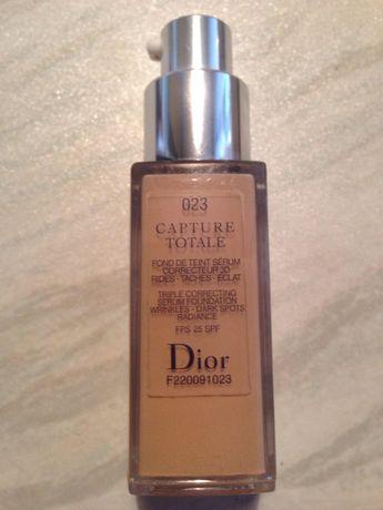Тональная сыворотка крем Dior Capture Totale №23 ТЕСТЕР оригинал