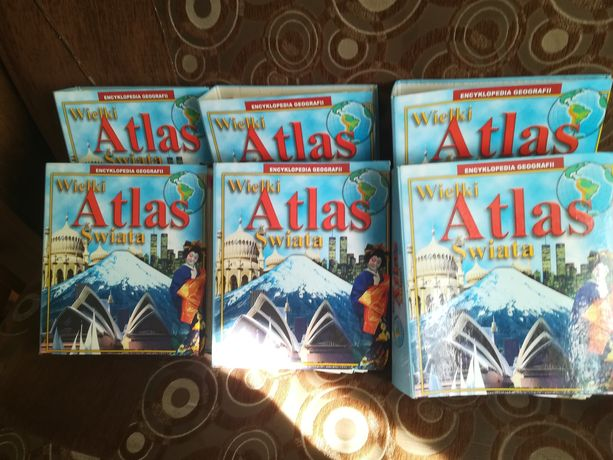 Atlas świata