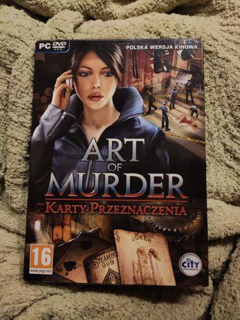 Art of Murder Karty przeznaczenia