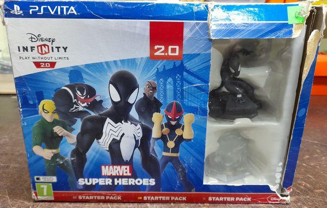 Disney infinity2.0 Zestaw marvel SUPERHEROES