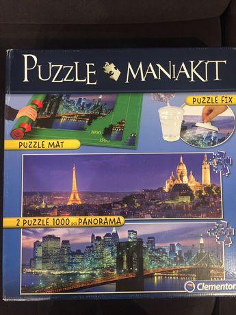 Puzzle Maniakit 1000 elementow