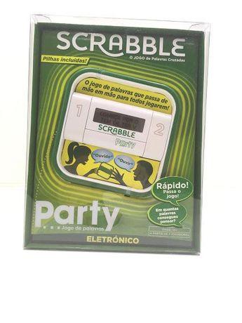 Scrabble Party - Novo em caixa
