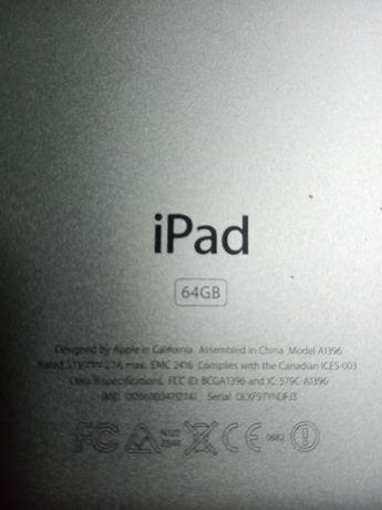 Продам iPad 2 64 Gb