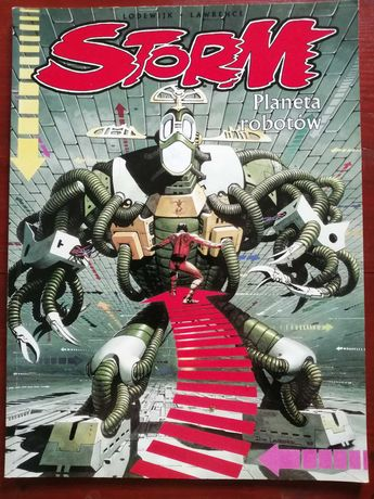 Storm - planeta robotów