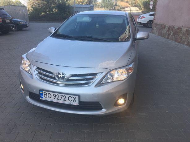 Продається Toyota Corolla 1.6 2012р.