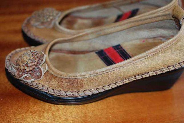 Туфлі шкіра, турція - ручна робота
