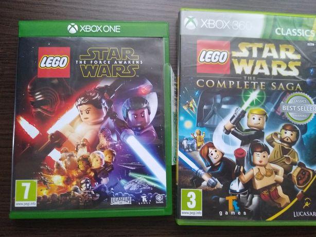 Gry LEGO Star Wars Xbox