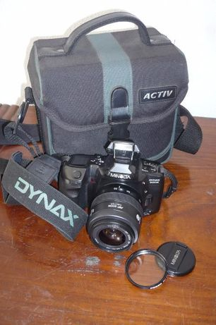 Máquina Fotográfica Minolta Dynax 500SI