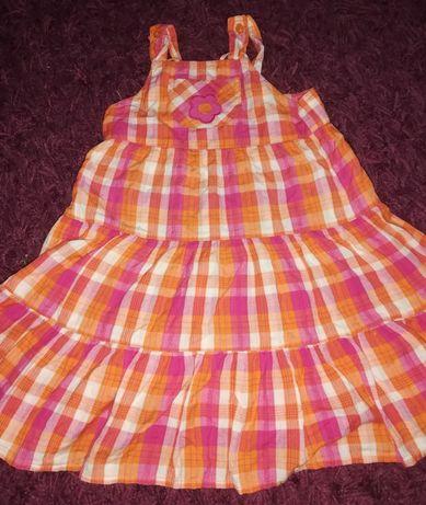 Sukienka letnia r 104