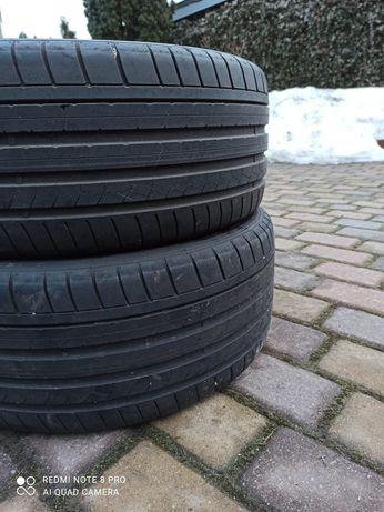 Opony Dunlop 18 cali