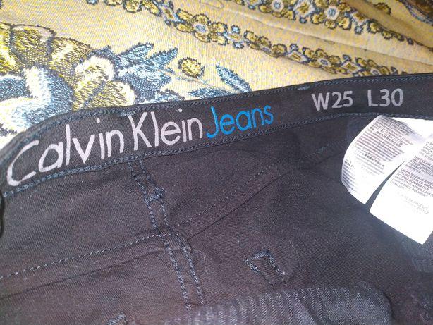 Джинси на худеньку дівчинку 11-13р Calvin Klein оригінал.