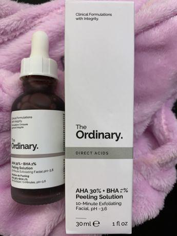 Ordinary peeling kwasowy AHA 30% + BHA 2%