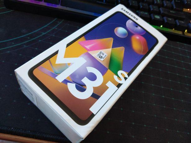 Smartphone Samsung galaxy m31s, 6g de ram 128g de memória interna