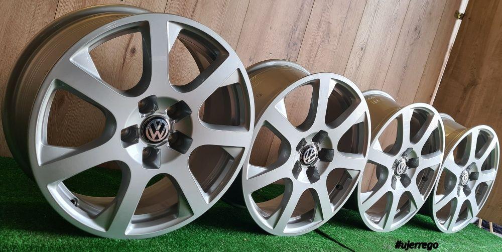 NOWE FELGI Aluminiowe do Volkswagen 17x5x112 Limanowa - image 1