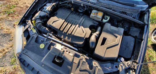 Pokrywa osłona akumulatora Fiat Croma Stan BDB