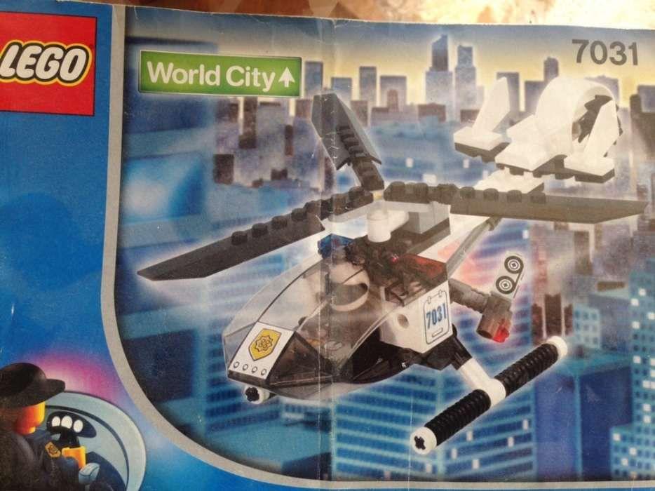 Lego City Helikopter Białystok - image 1