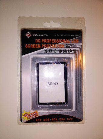 Protector de ecrâ Canon 450D 500D 550D 1000D