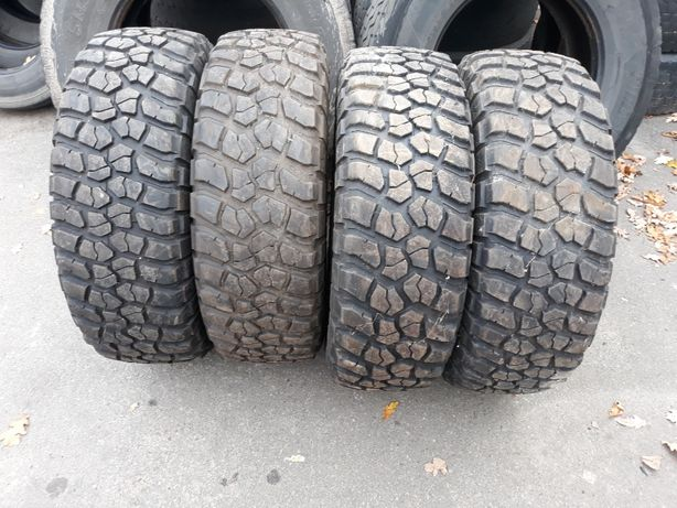 Шини б/у BFGoodrich Mud Terrain T/A KM2 285/70 R18 127/124Q