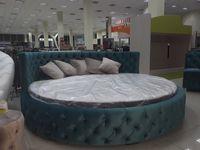 Круглая кровать -  АКЦИОННАЯ ЦЕНА!  в наличии!