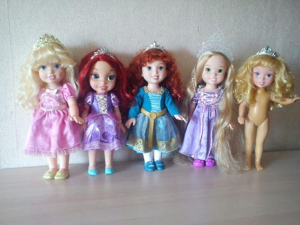 Куклы Дисней аниматоры