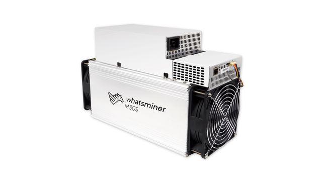 NEW Asic-майнер MicroBT WhatsMiner M30S 92 Th/s, 3268 Вт, с БП