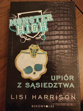 Monster high. Upiór z sąsiedztwa.