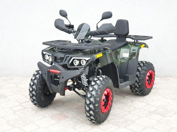 Новый квадроцикл Comman Scorpion 200cc 2021 года. (Зеленый Камо)