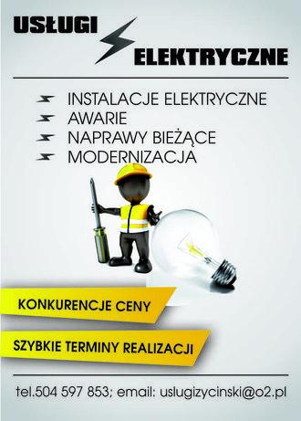 MONITORING- Usługi Elektryczne- Elektryk-KIELCE