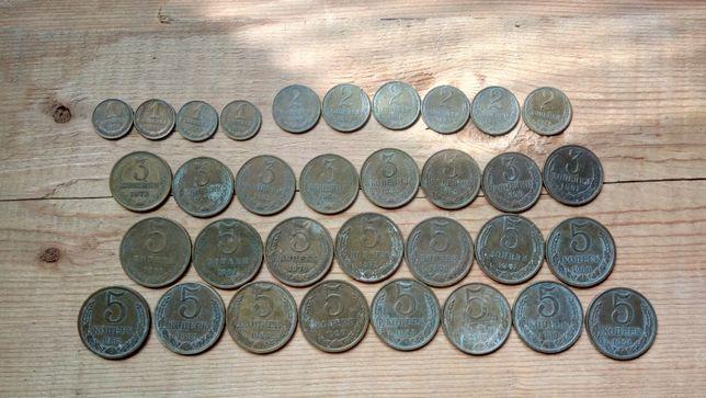 Продам советские монеты и банкноты