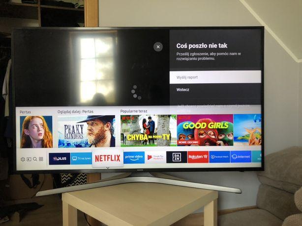 Telewizor samsung 58 cali! Samsung UE58MU6122K! Okazja!