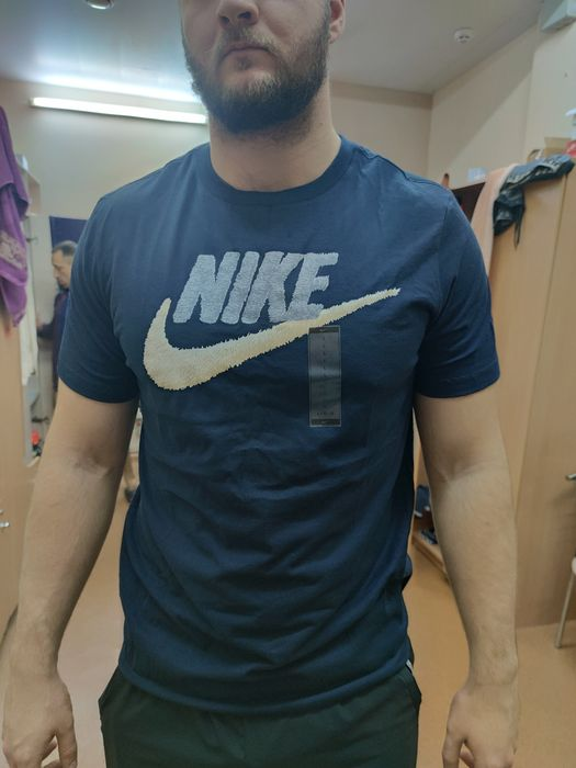 Новая футболка Nike L-XL Запорожье - изображение 1