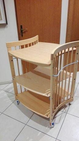 STOKKE przewijak,komoda,biurko dla dziecka