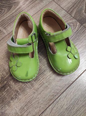 Туфельки дитячі для дівчинки 20 розмір