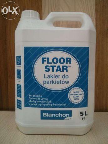 Поліуретановий лак для паркету Blanchon Floor Star 5л Франція